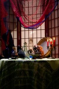 Madame's Sitting Room